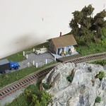Our little depot on the Mountain Line.