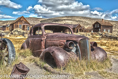 California - Bodie State Historical Park