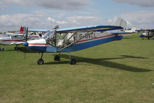 G-BVCL Rans S6-116 Sywell