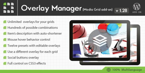 Media Grid v1.3 - Overlay Manager add-on