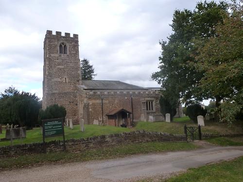 Abbey Church of St Leonard, near Old Warden