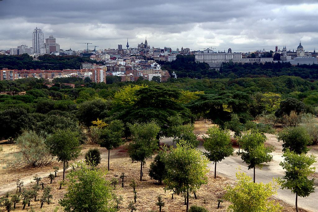 Madrid desde el teleférico