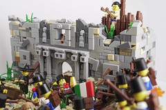 Remember the Alamo! - The Church by brickwebster