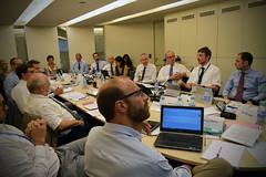The Working Group begins proceedings
