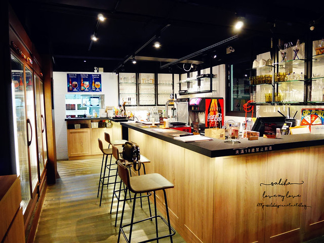 台北市民大道美食餐廳推薦布娜飛啤酒餐廳 (2)