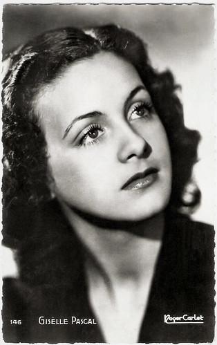 Gisèle Pascal