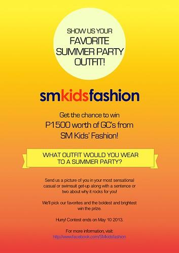 SM Kids contest