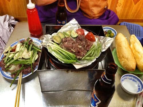 Vietnamesisches BBQ
