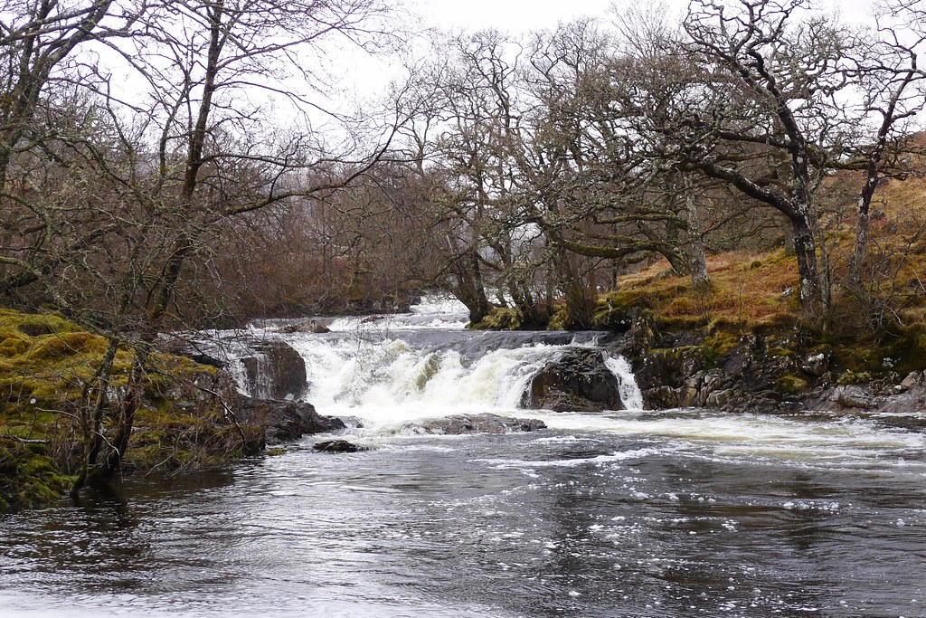 Falls on the River Scaddle