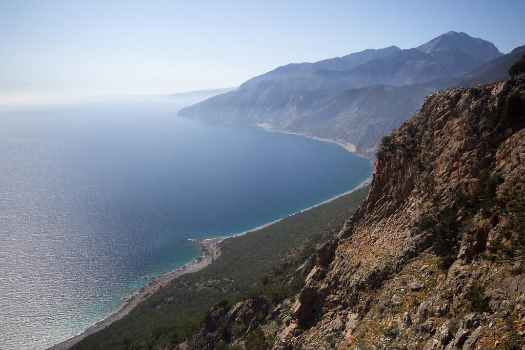 Cretean Coastline