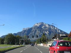 Untersberg - mountain massif between Berchtesgaden, Germany and Salzburg, Austria