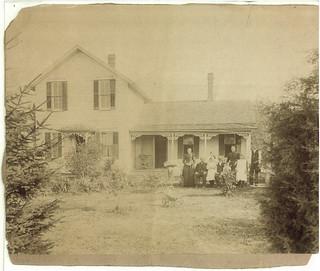 Harms house 1890s