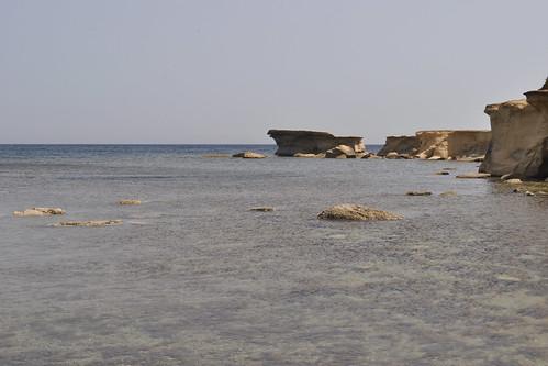 Marsalforn coast