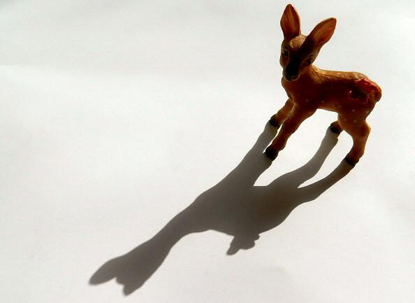 Sleigh Bambi