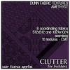Clutter for Builders - Dunn Fabric Textures Amethyst