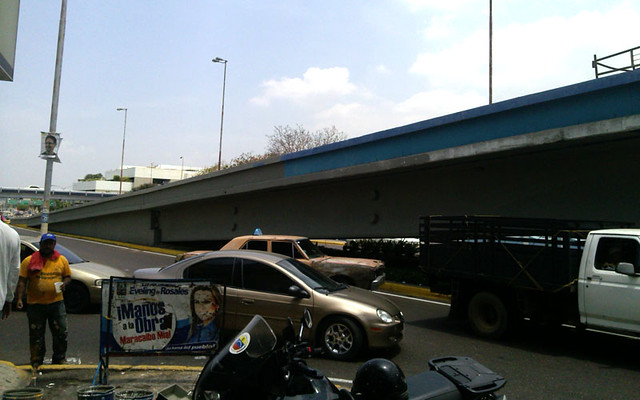 Paralizan obra de Alcaldía de Maracaibo