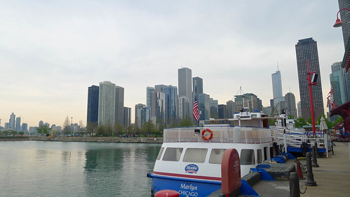 view of downtown