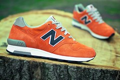 "New Balance x JCrew 1400 ""Rusted Orange"""