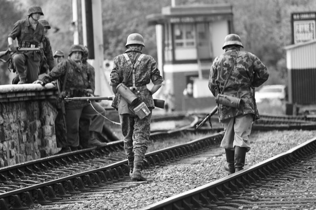 East Lancs Railway 1940's Wartime Weekend - 2013