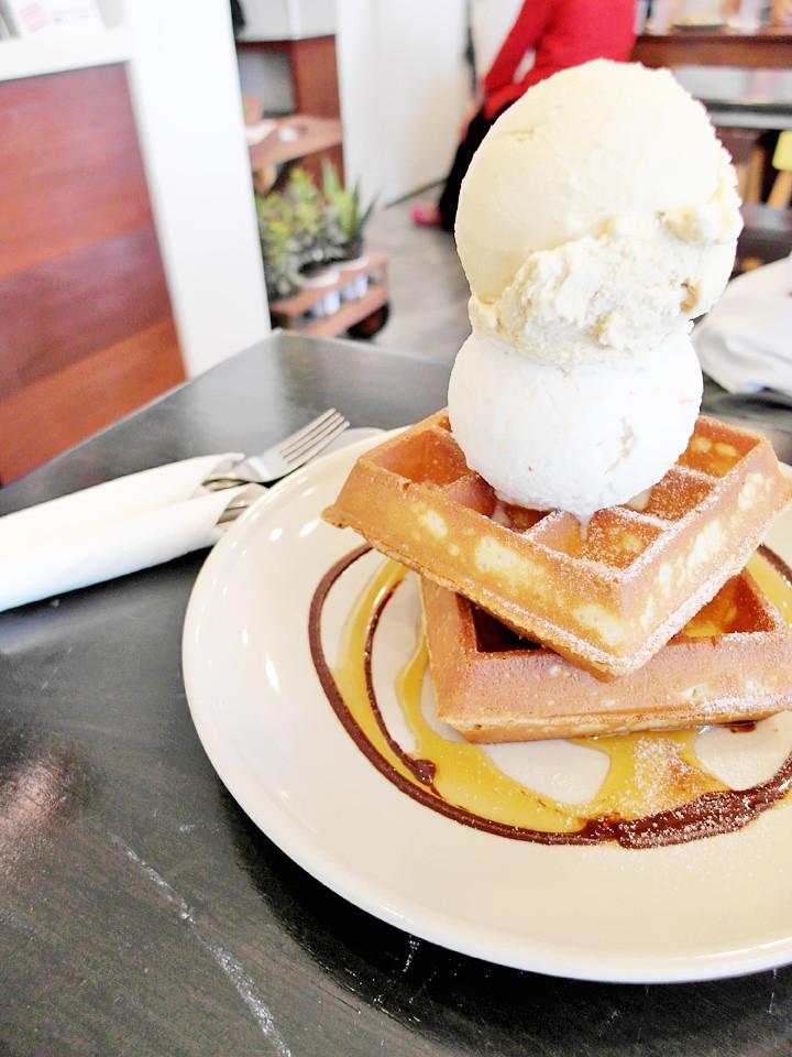 waffle ice cream toa payoh