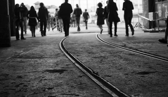 Header of Across the Tracks