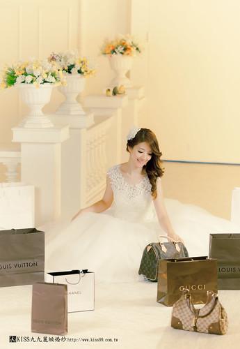 高雄KISS九九麗緻婚紗韓風婚紗攝影分享 (17)