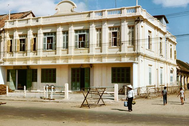 Phan Thiet 1965 - Company Villa. Photo by John Hansen