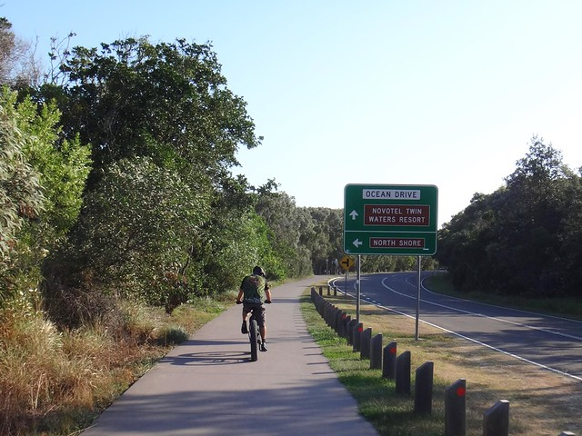 North Shore Bike Path