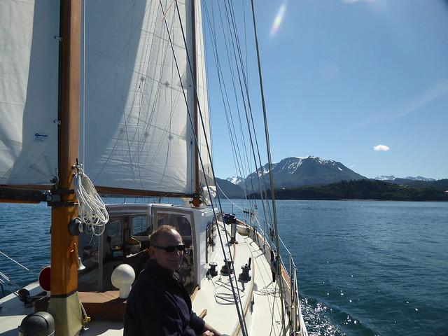 AK sailing