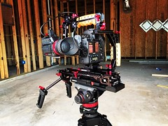 RxDesign Photography and Media  www.rxdesign.com . #joelspring  #rxdesign  #RxDesignPhotography #sanantonio #texas . Zacuto Gratical setup on Indie Recoil rig fitted to Canon 1Dx MK II - home builder video project.  . #canon #canon1dxmkii #canonc1dxmk2 .