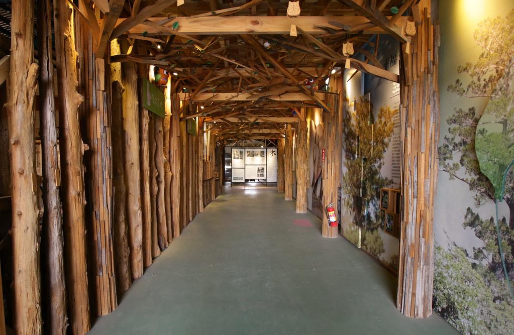 嘉義市順益檜木觀光工廠 (2)