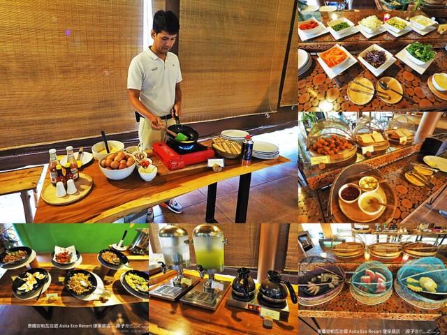 泰國安帕瓦住宿 Asita Eco Resort 環保飯店2
