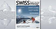 SWISSmag 15 - podzim/zima 2016/17