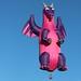 hot air dragon by Karol Franks