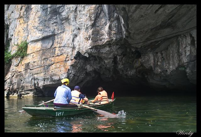 Viaje a Vietnam - Cuevas Trang An