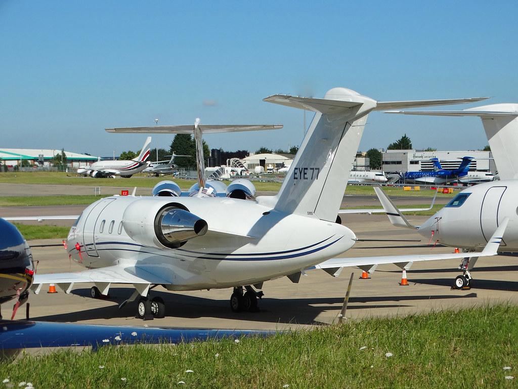 EYE77 - CL60 - FS Air Service