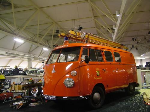 RV-43-03 Volkswagen Transporter bestelwagen 1959