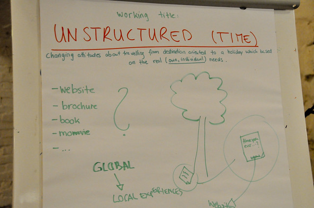 Header of unstructured