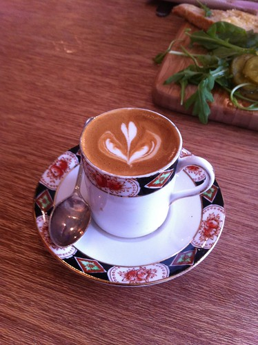 Decaf Piccolo latte - At all and sundry, Woonona