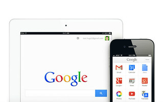 苹果的设备,Google 的服务