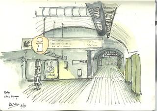 Metro Pl Espanya