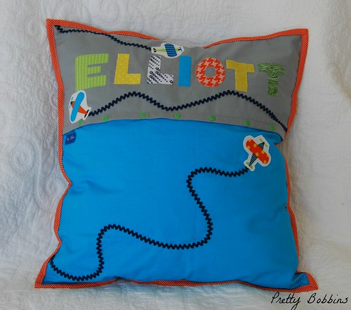 cushion cover back