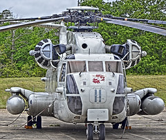 Sikorsky CH-53E Sea Stallion BuNo 157159 C/N: 65-284 (National Naval Aviation Museum)