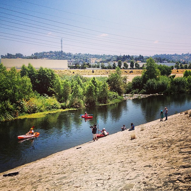 Ladies and gentlemen, meet your all-new Los Angeles River.