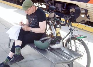 Amtrak Station Artist
