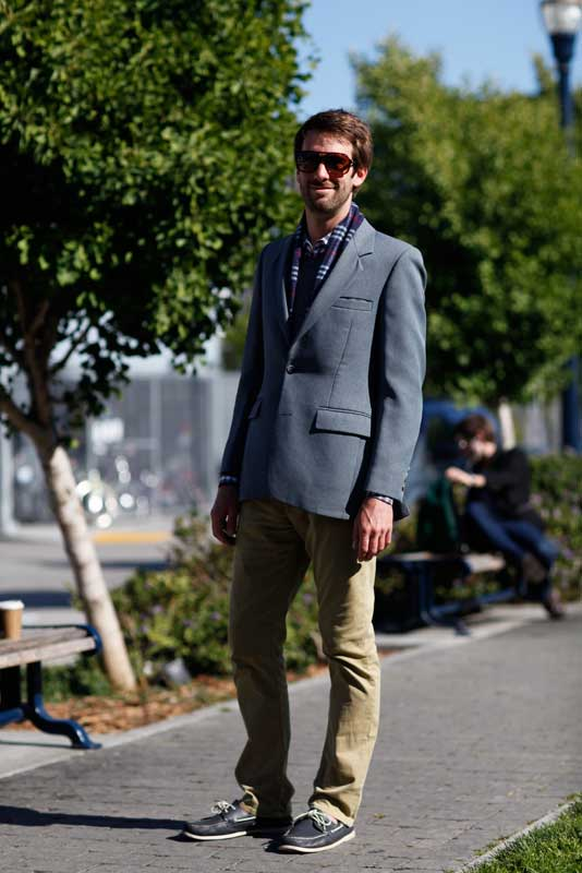 tucker_pg men, Patricia's Green, San Francisco, street fashion, street style,