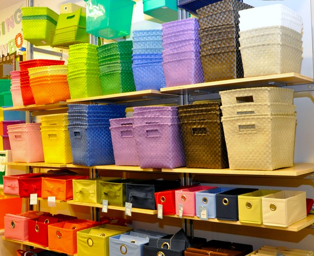 Storage Containers at Land of Nod