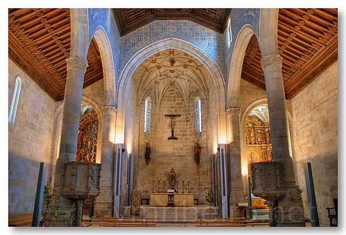 Capela-mor da igreja matriz de Caminha by VRfoto