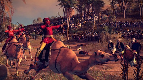 Total War: Rome II E3 2013