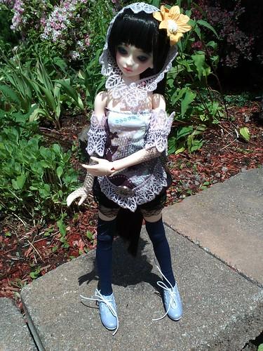 ma première BJD(doll leaves flora) 8997096229_6a224b4c96